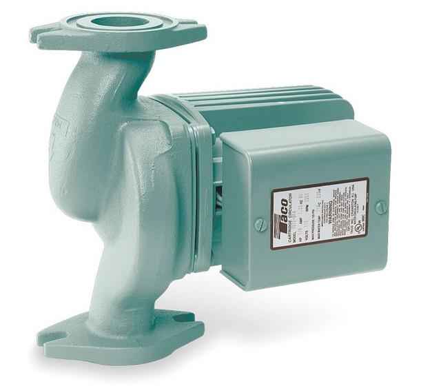 Taco Hot Water Circulator Pump Model 0012 F4 1 115v