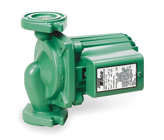 Taco Hot Water Circulator Pump Model 009 F5 Ifc 115v