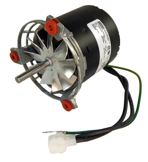 York Furnace Inducer Motor 1 25 Hp 3000 Rpm Ccw 3 3