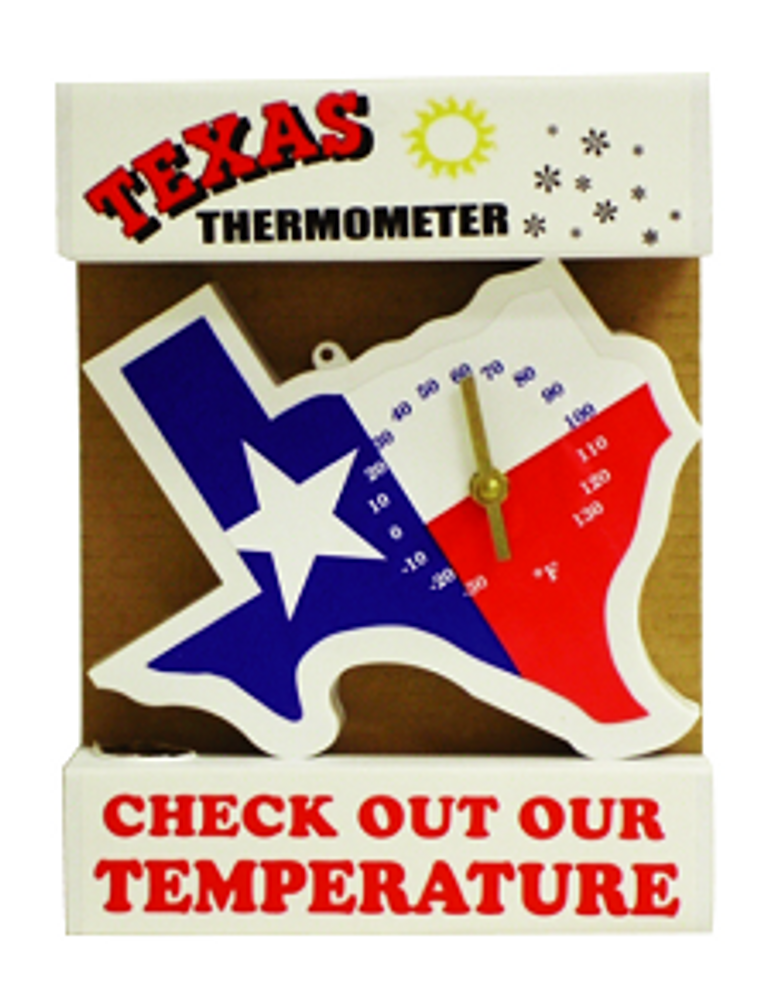 Texas Thermometer