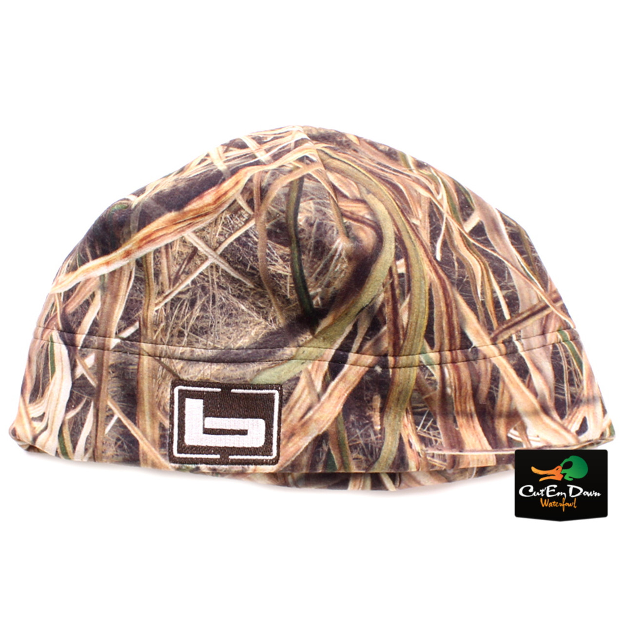 11f525666b7 Details about NEW BANDED GEAR UFS FLEECE BEANIE SKULL CAP HAT STOCKING b  LOGO BLADES CAMO