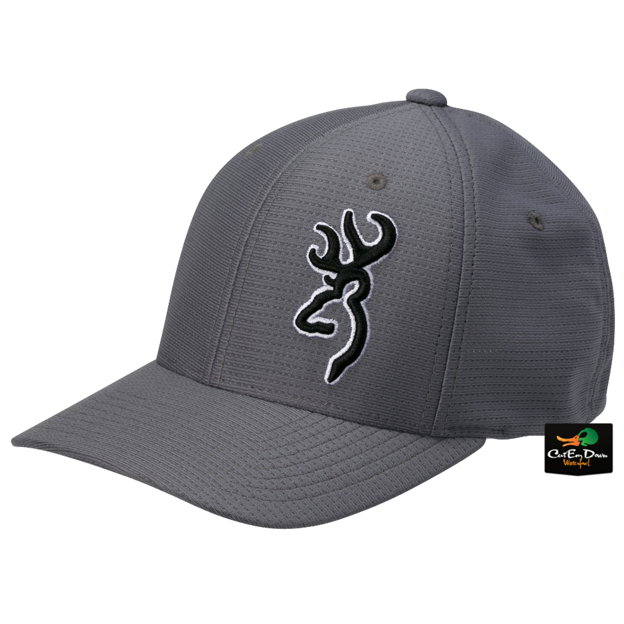 new products 161ca b5178 order browning flex fit york cap gray ed5aa 65b50