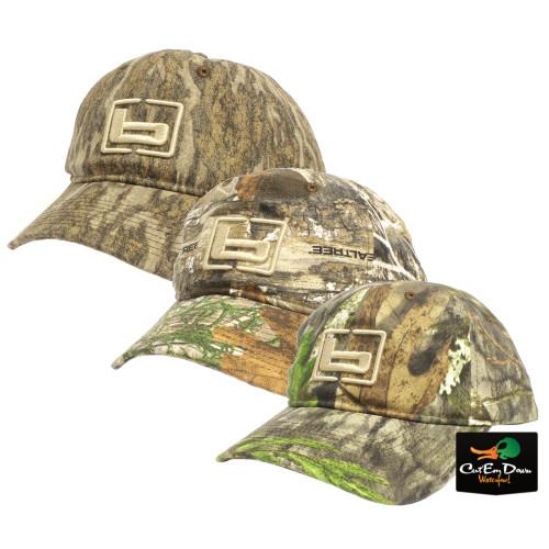 Banded Hunting Cap w  b Logo · Hunting Cap - Max-5 ... 160222e83127