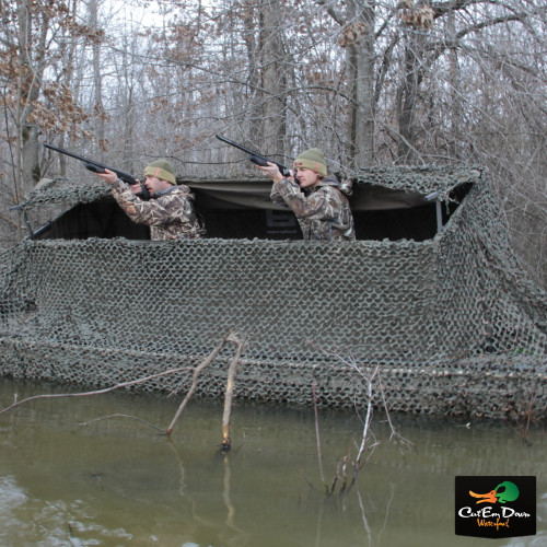 Avery Quick Set Boat Blind Combo