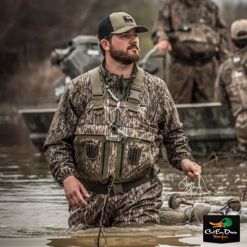 Banded Redzone Breathable Insulated Waist Waders