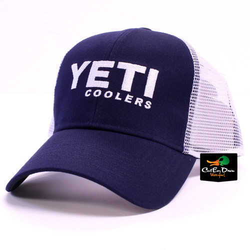 62c6abf1ba6 Yeti Coolers Traditional Trucker Hat