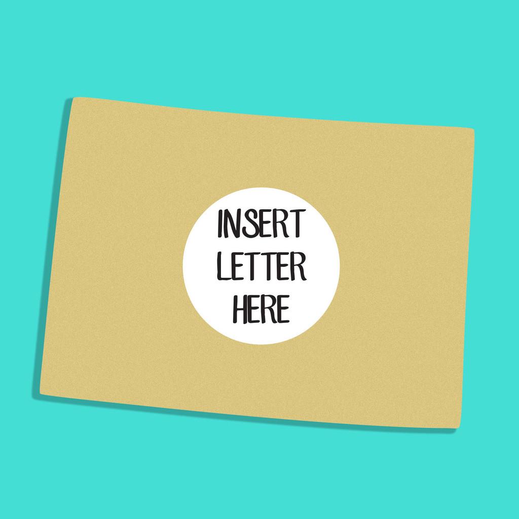 Unfinished Wooden Colorado Frame Letter Insert Monogram Wooden Craft ...