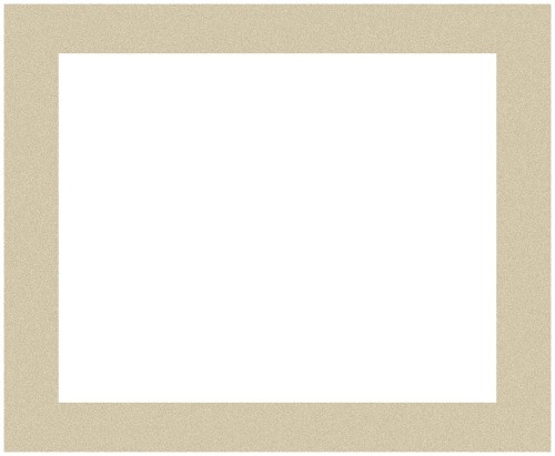 Unfinished Wooden Photo Rectangle Frame Border Build A
