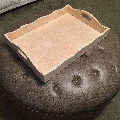 LARGE RECTANGLE Tray, Ottoman Tray, Coffee Table Tray, Dining Table