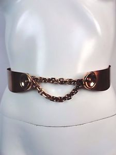 "Vintage 50's Signed ""Renoir"" Copper Belt"