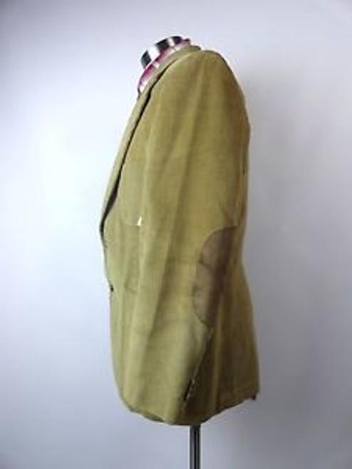 "Vintage 70's ""Farah"" Camel Corduroy Blazer"