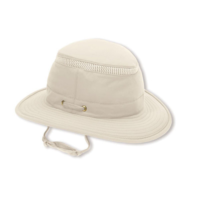 Tilley - LTM5 Airflo - Natural with Green Underbrim