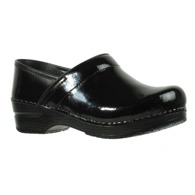 Sanita - Professional Patent - Black Leather