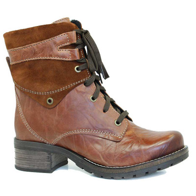 Dromedaris - Kara Boot - Cognac Leather
