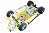 Pro-Track 1/32 Club Chassis Assembled Roller - PTC-625R