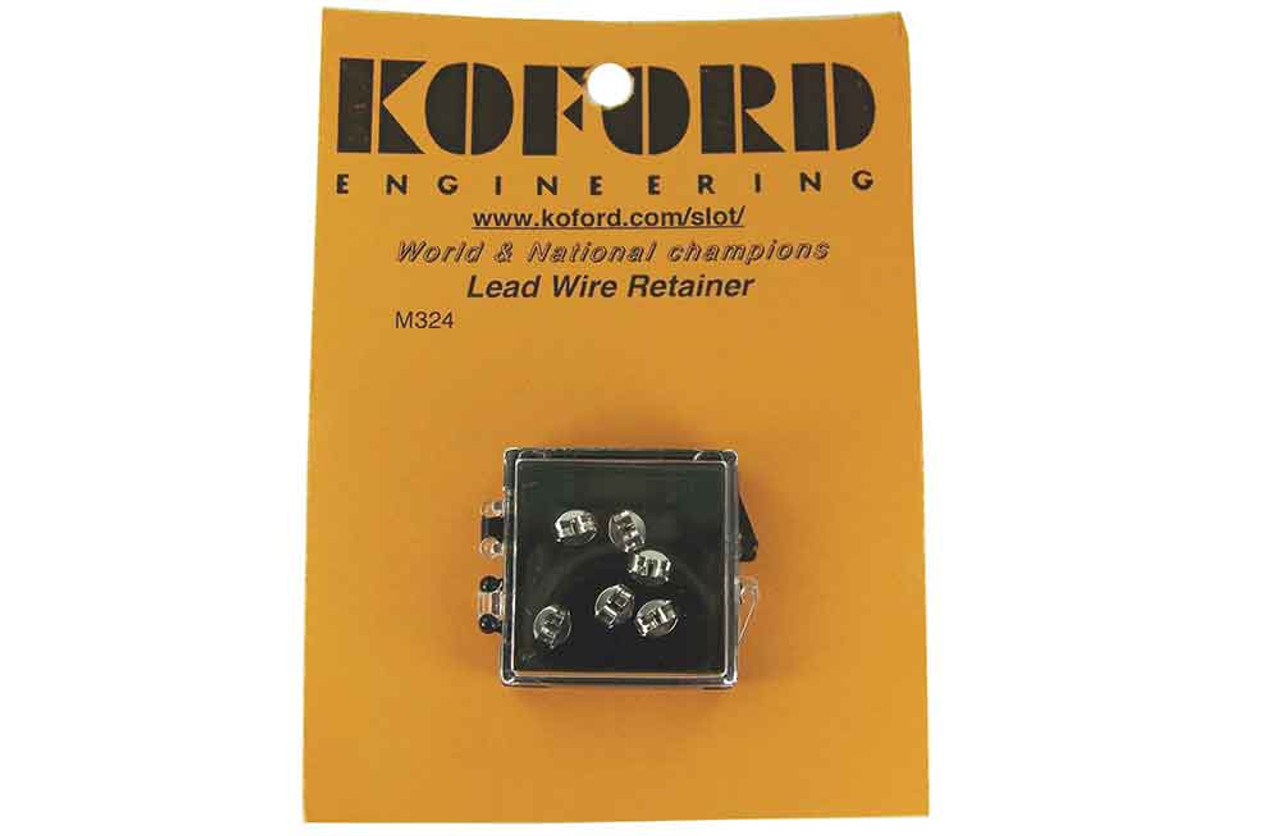 Koford Lead Wire Retainer  6 pack - KOF-M324