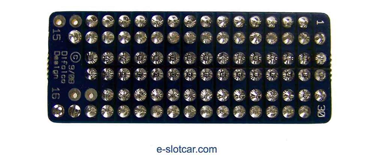 Difalco HD30 148 Ohms Resistor Network - DD-272
