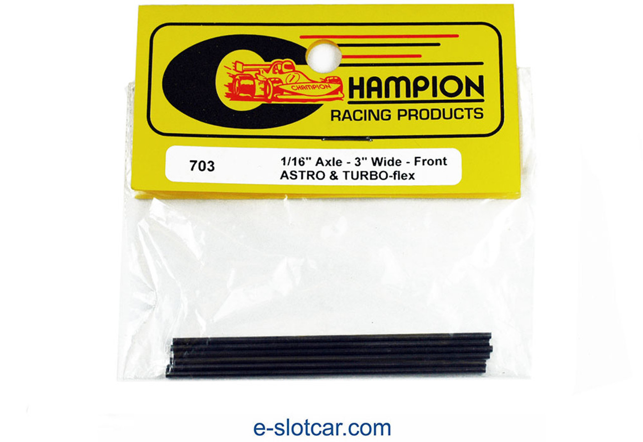 Champion 1/16 Front Axle - CH-703