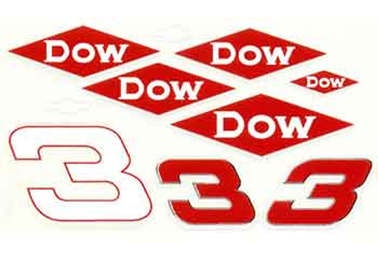 No  3 - 1/24 DOW - Go Fast - GF-3D