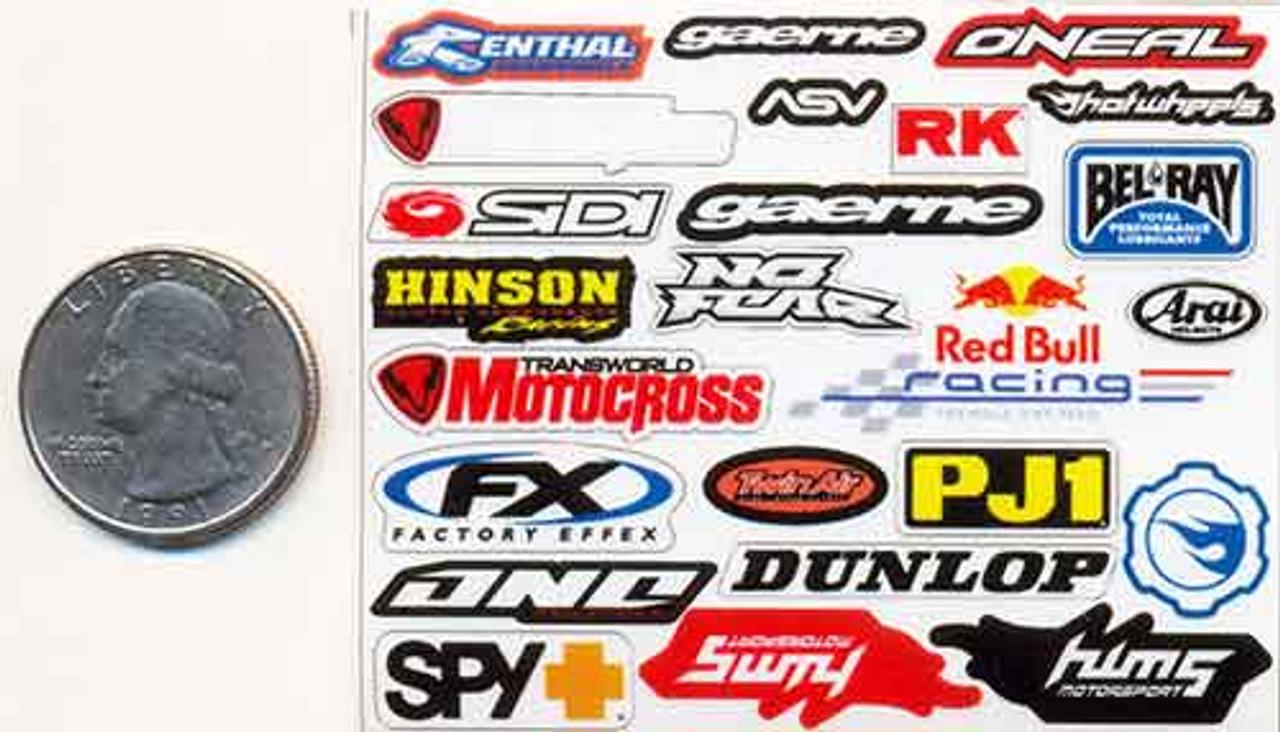 MFG Sticker Set #11 - MS-11