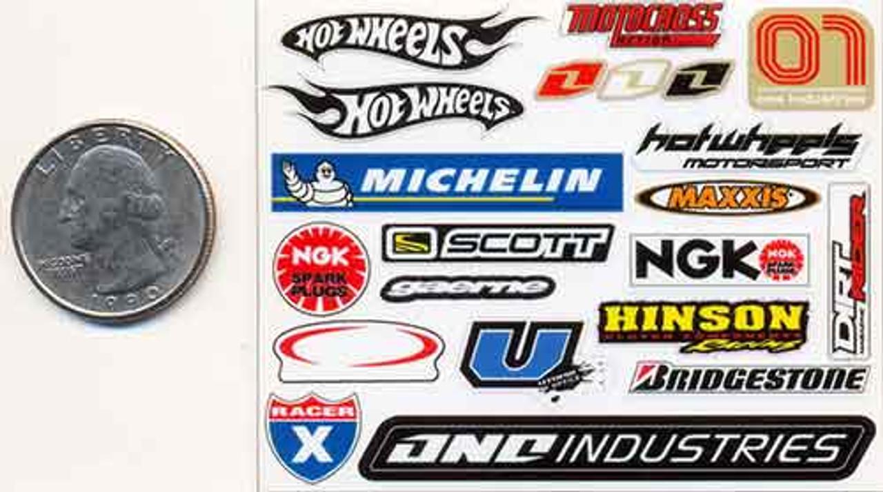 MFG Sticker Set #6 - MS-6