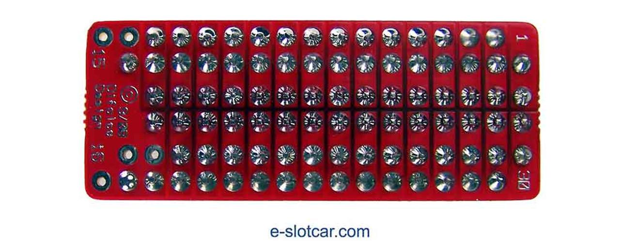 Difalco HD30 377 Ohms Resistor Network - DD-282