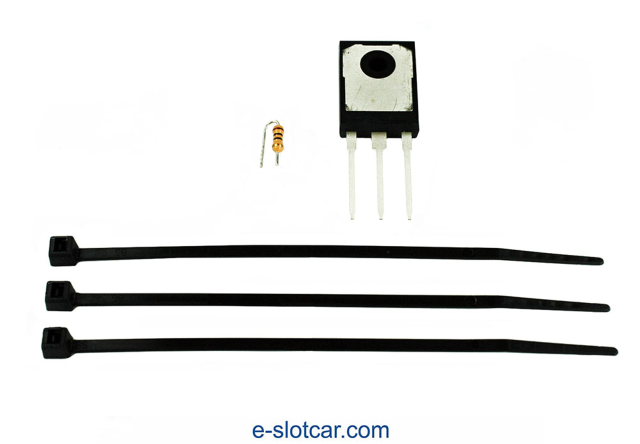 Difalco Power Transistor 1/32 Scale - DD-330