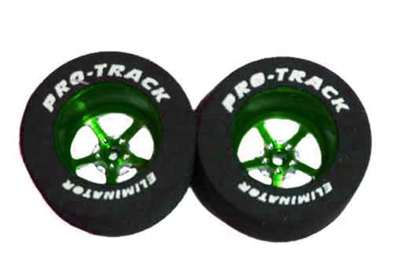 Pro-Track 1 3/16 x 3/32 x .500 wide Style I - Green - PTC-N408I-GR