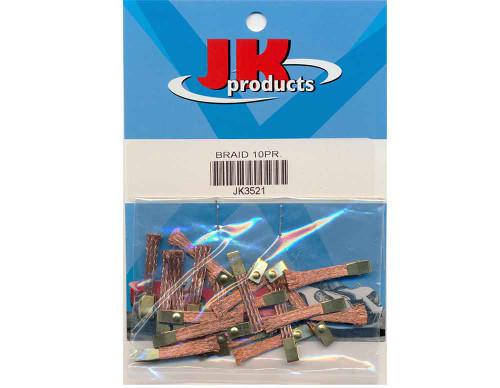 JK Braid - 10 Pr Pack - JK-3521