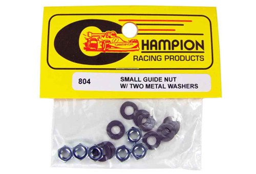 Champion Guide Nuts & Washers - CH-804