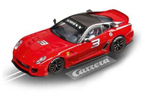 Carrera Ferrari 599XX - Digital 1/24 - CA-23756