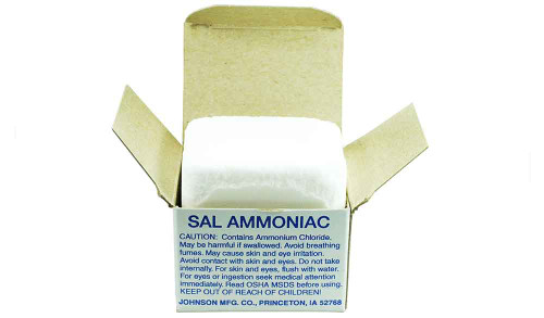 EDP Sal Ammoniac Block - EDP-31