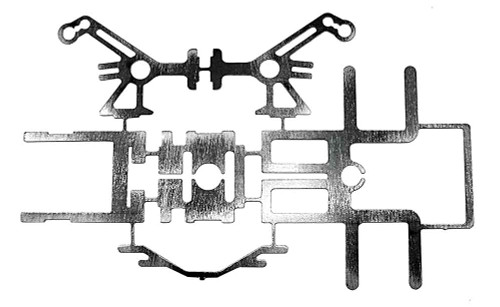 DRS .025 Scale Tire Chassis Kit - DRS-190