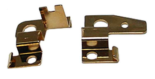 Cahoza Gold Plated Horizontal Hardware - CAH-171