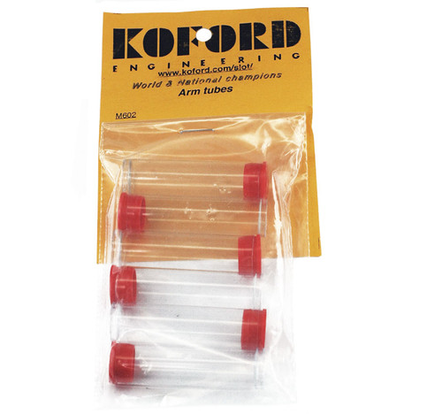 Koford Armature Tubes - pk of 6 - KOF-M602