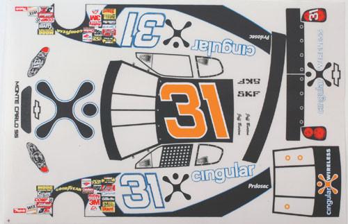 No 31 - 1/24 Cingular Chevy - EDP-31ST