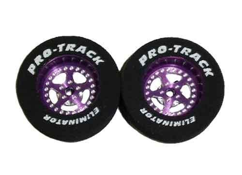 Pro-Track 1 1/16 x 3/32 x .300 wide Style B - Purple - PTC-N401B-P