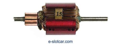 Koford International 15 Armature - .500 Dia - 40°- KOF-M467-15C-40