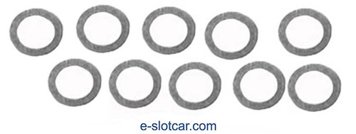 Slick 7 .015 Thick 3/32 Axle Spacers - S7-38