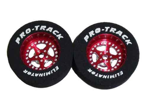 Pro-Track 1 1/16 x 3/32 x .300 wide Style B - Red - PTC-N401B-R