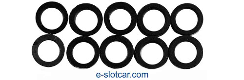 Sonic .160 Thick 3/32 Axle Spacers - SON-320-160