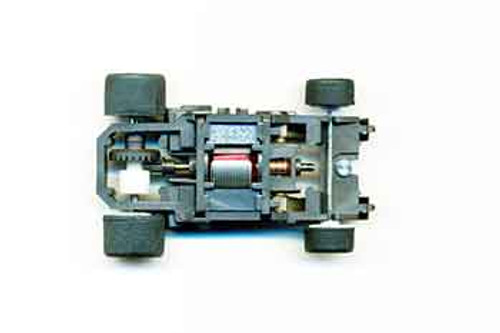 Tyco 440 X-2 Rolling Chassis - TYCO-6558RX