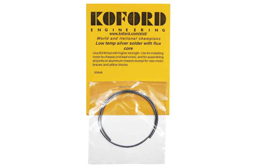 Koford Low Temp Silver Solder - KOF-M444
