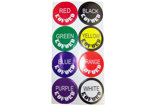 Koford Lane Stickers - KOF-M557