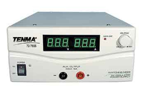 Tenma Dual Meter Power Supply - TE-72-7655