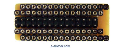 Difalco HD30 Custom Resistor Network - Faster response - DD-259