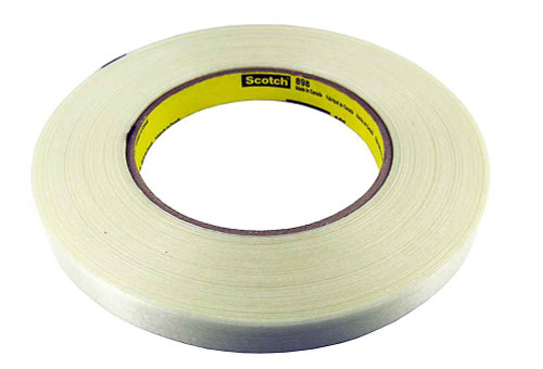 "Scotch / 3M 1/2"" Strapping Tape - 3M-898"