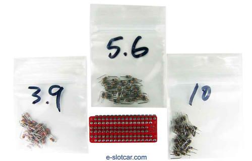 Difalco HD30 Custom Resistor Network - Slow response - DD-264