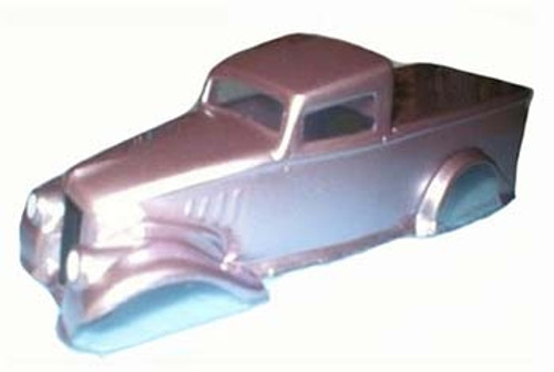 WRP 1933 Willy's Pick Up Clear Drag Body - WRP-B-75