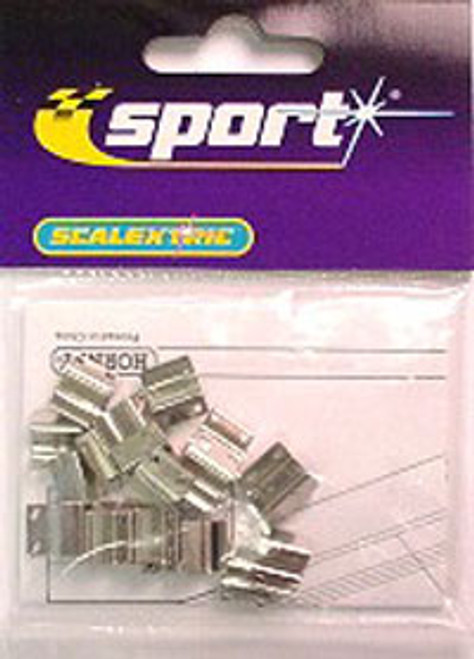 Scalextric Sport Track Fixing Side Clips Pack - SCL-C8232